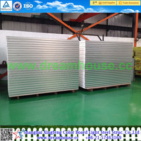 China cheap price pu sandwich panel/wall panel use/eps sandwich panel