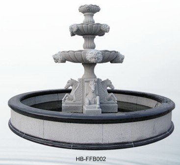 decorative stone water fountains/fountain ball