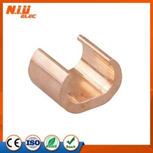 CCT C -Type Compression Copper Wire Clamp for Low Voltage, Terminal, China Supplier