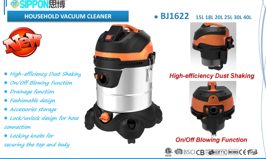 New Vacuum Cleaner Wet Dry Powerful Handy Vacuum Cleaner
