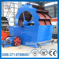 sand and gold washing machine with high standard