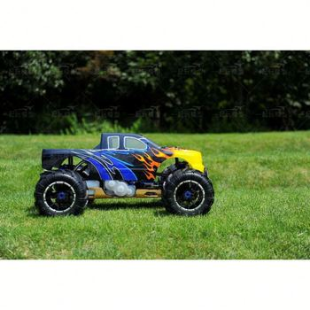 1/5 4WD Gas Powered Ready To Run RC Monster Truck