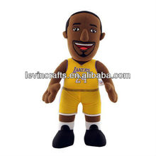 LE h1625 NBA Los Angeles Lakers Kobe Bryant 14-inch plush doll