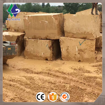 Yellow limestone blocks price ton