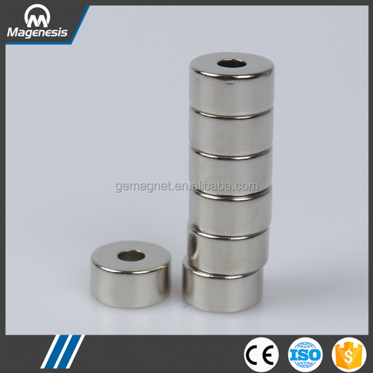 Different styles excellent quality ferrite magnet ring price
