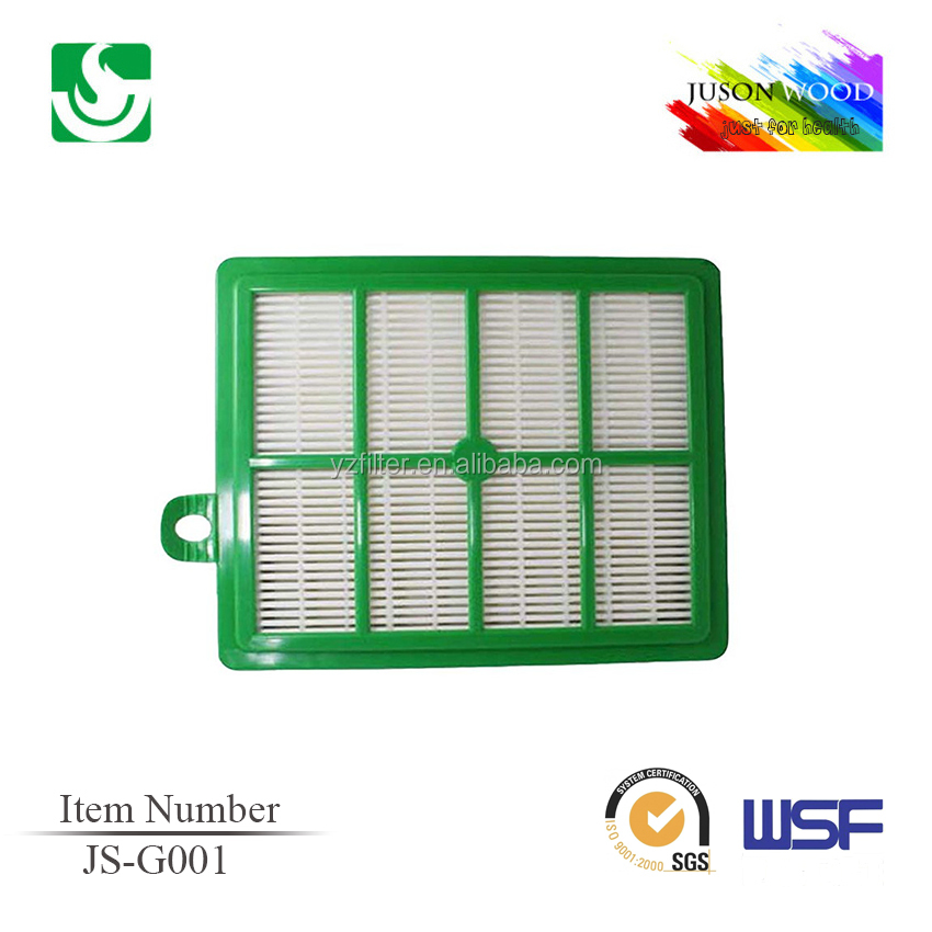 JS-G001 hepa filter for Electrolux Part No. H12 and for Eureka Part No. HF-1