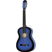 customized size 24inch 30inch 36inch 38inch cheap guitar student guitar classical guitar for beginner