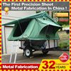 Professional OEM atv camping trailer with 32-year experience