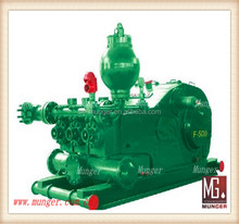 EMSCO F-500 Triplex Mud Pump for Oil Drilling