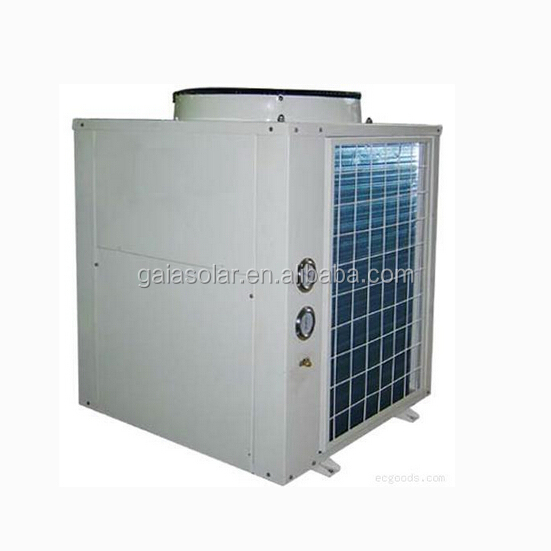 China supplier high temperature water solar heat pump