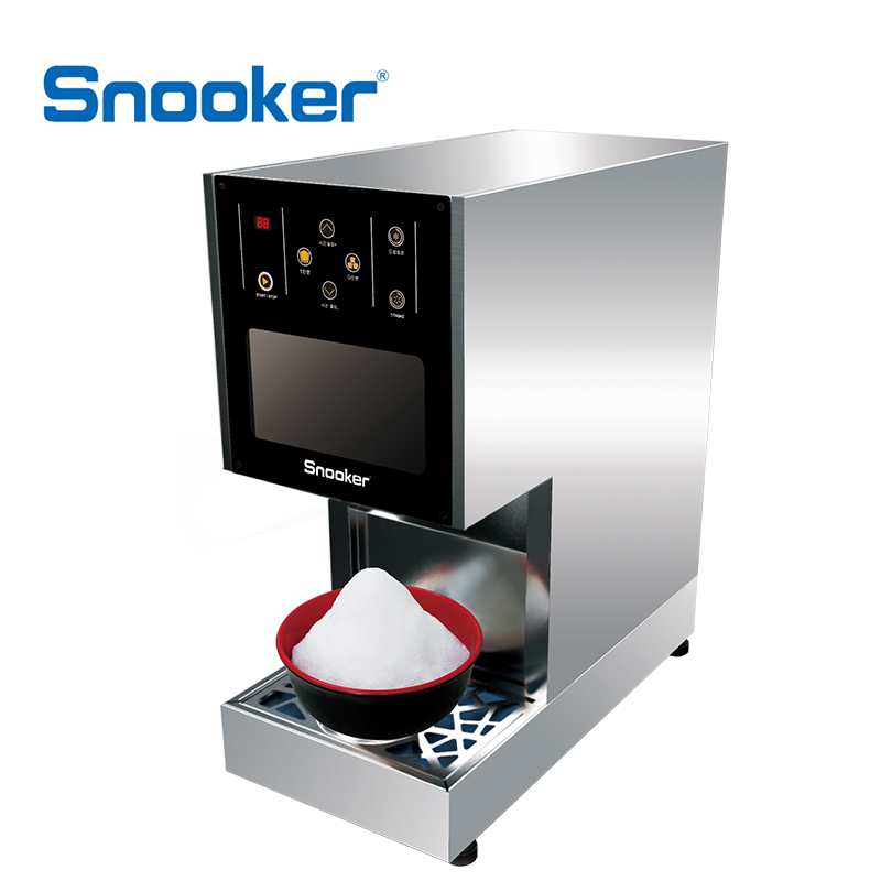200 kg / 24 h milk snow flake ice maker dessert machine price