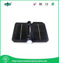 mini foldable solar charger for mobile phone and digital