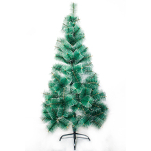 Christmas Tree With silver Glittering