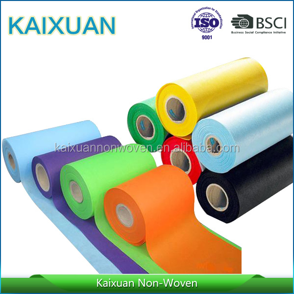 (Trustful Manufacturer) PP Nonwoven Rayon Fabric Materials For Pcking Bags