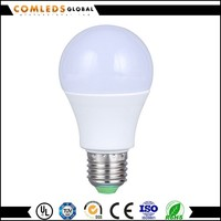 High quality a60 led bulb , LED plastic and aluminum light