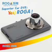 Superior Thin!0.8MM ROGA X203 vehicle travelling data recorder WDR night vision car video recorder 1080p dash cam user manual