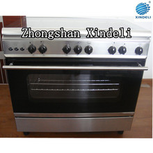 Gas Stove with Oven in Good Price base on High Quality