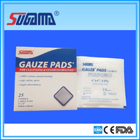 high absorbent cotton gauze fabric with competitive price