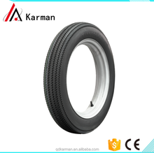 China top brand motorcycle tyre 5.00-15 sawtooth tyre