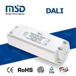 Constant Current DALI Dimming Driver for Single Color 2.5A 24V led dali driver