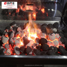 100% Sawdust Charcoal Briquette For Barbecue bbq
