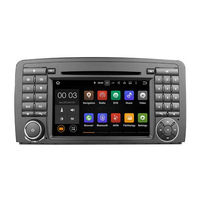 Winmark Android 5.1 Car Radio DVD Player GPS Sat Navi Quad Cord 7 Inch 2 Din For Mercedes-Benz R-Class W251 2006 to 2013 DU7081