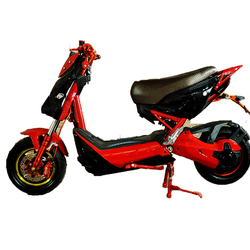 3000W Pedal Electric Scooter Motorcycle