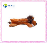 Cartoon Lion Plush Toy Stationery Pencil Case