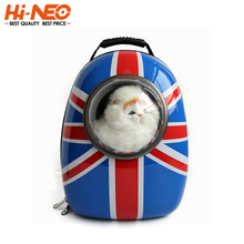 Wholesale Fashion Dog Backpack Pattern Waterproof Travelling Cat Dog Carrier Backpack