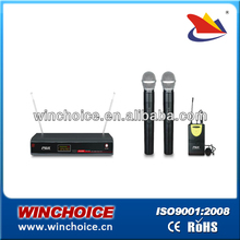 headset multi channel wireless microphone system PG-2300