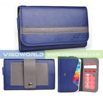 For Huawei G7 Case, wristlet wallet leather case for Huawei Ascend G7