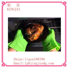 Heat Silicone BBQ Grill Oven Gloves - Best Heat Protection