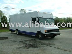 Used Workhorse Walk-In Vans