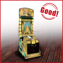 guangzhou manufacturer Temple run 2 indoor simulator lottery game machine skill arcade game amusement ride redemption machine