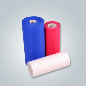 PP Microfiber Spunbond Nonwoven Fabric For Instrument Wiping Cloth Material