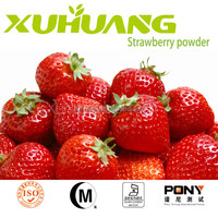 high quality juice powder tang drink fruit powder freeze dried strawberry powder for sale