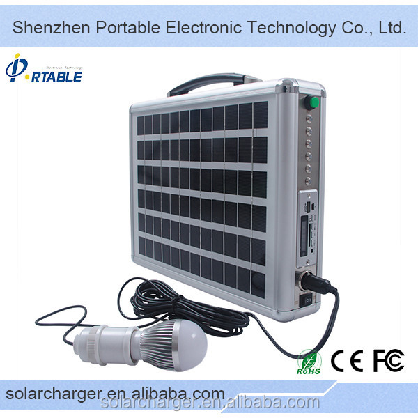 applied to digital camera and video camera 10W Wind Solar Hybrid Power System