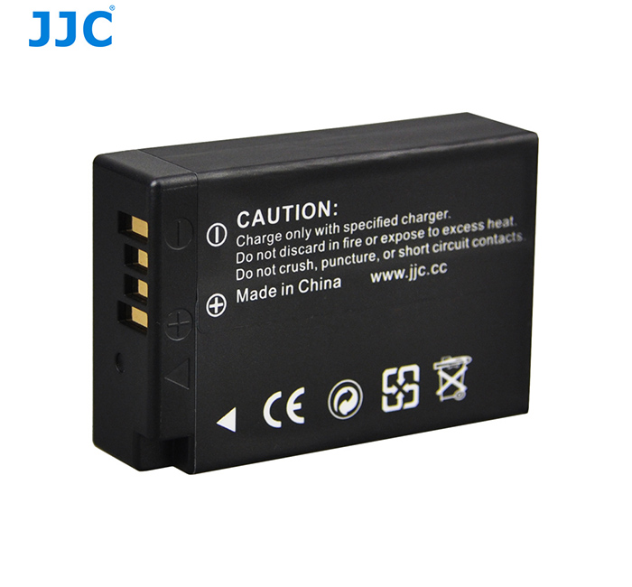 JJC 7.2V 1040mAh Li-ion Camera Battery Pack for Canon LP-E17