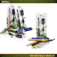 Factory Hot-selling Blister Pack Ce4 Electronic Cigarette Ego K Accept Paypal