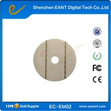 EM anti-theft system CD label sticker security magnetic strip