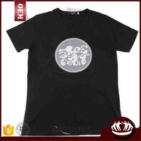 garment factory in China wholesale blank t shirts with woman clothes