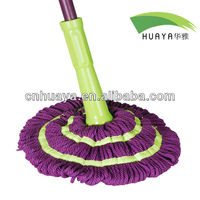 microfiber wringer cleaning magic mop twister N001