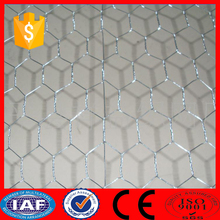 20Gauge Electro Galvanized and black vinyl coated Poultry Wire Netting / Chicken Wire Mesh / Hexagonal wire