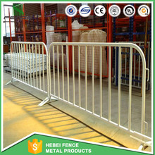 Galvanized Safety traffic barrier fence traffic safety products