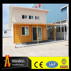 Steel structure prefabricated granny flat modular metal buildings house