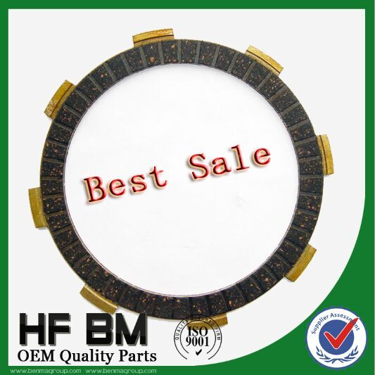 Hot sale CG125 motorcycle clutch plate