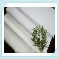 90/10 110*76 TC white poplin fabric