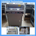 4. electrical numerical paper guillotine machineXH480VS+, paper cutter machine