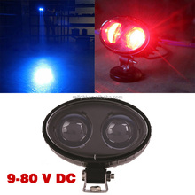 blue spot light forklift safety area/blue spot led forklift warning light/led work light forklift