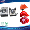 injection plastic construction safety helmet mould